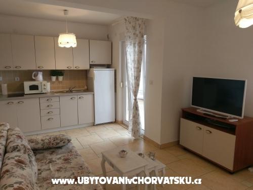Apartmanok Mastrinka - Trogir Horvátország