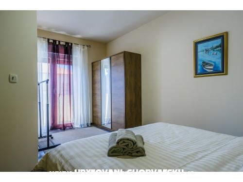 Appartements Mastrinka - Trogir Kroatien
