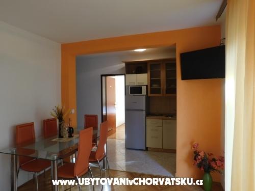 Appartements Matić - Trogir Croatie