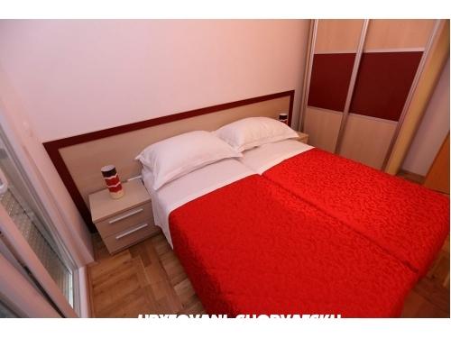 Апартаменты Paradise - Трогир Хорватия