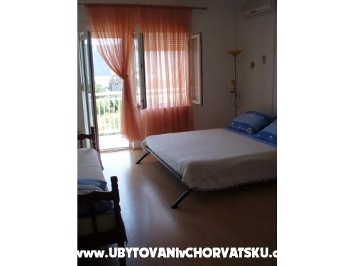 апартаменты Paula - Trogir Хорватия
