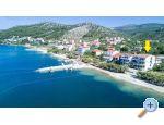 Villa Rozana - trogir Hrvaška