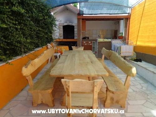 апартаменты Suzi - Trogir Хорватия
