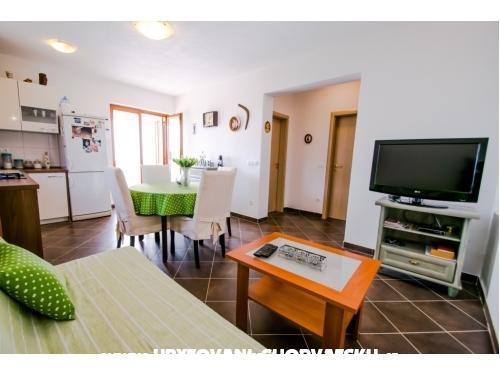 Apartmani Toni Ljubljeva - Trogir Hrvatska
