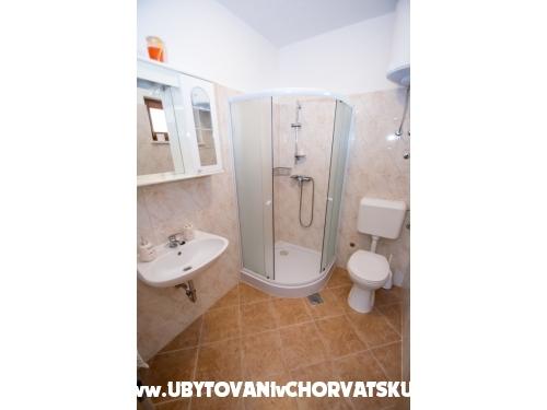 Apartmaji Toni Ljubljeva - Trogir Hrvaška