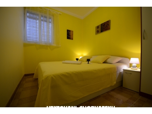 Apartmány Trivan - Trogir Chorvatsko