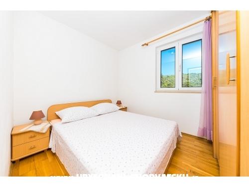 Appartements VAL - Trogir Croatie