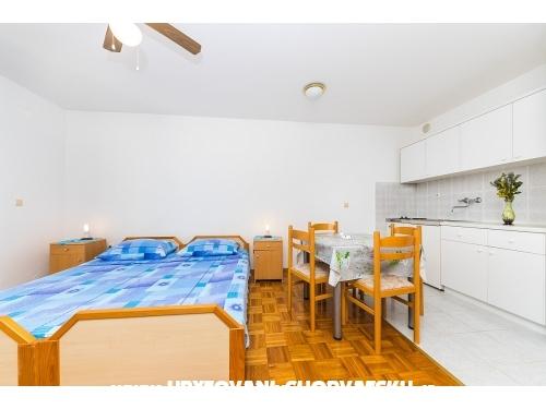 Apartmány VAL - Trogir Chorvátsko