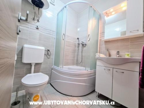 Appartementen Villa Palma - Trogir Kroatië