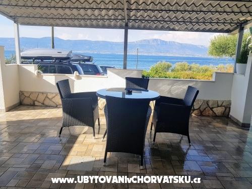 Apartmaji Villa Palma - Trogir Hrvaška