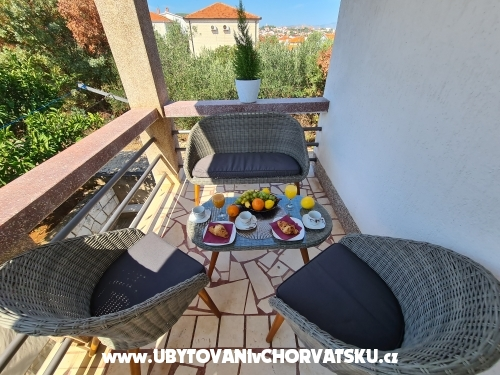 апартаменты Villa Palma - Trogir Хорватия