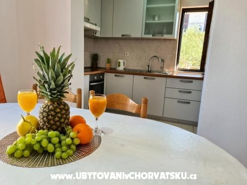 Appartements Villa Palma - Trogir Croatie