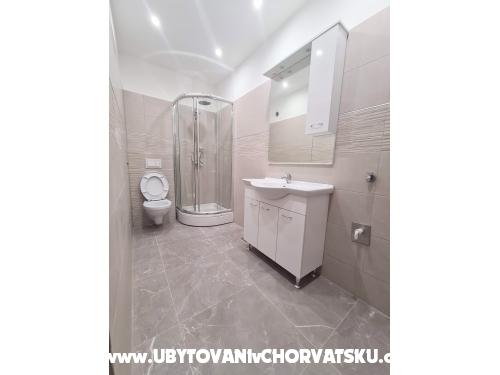 Apartmanok Villa Palma - Trogir Horvátország