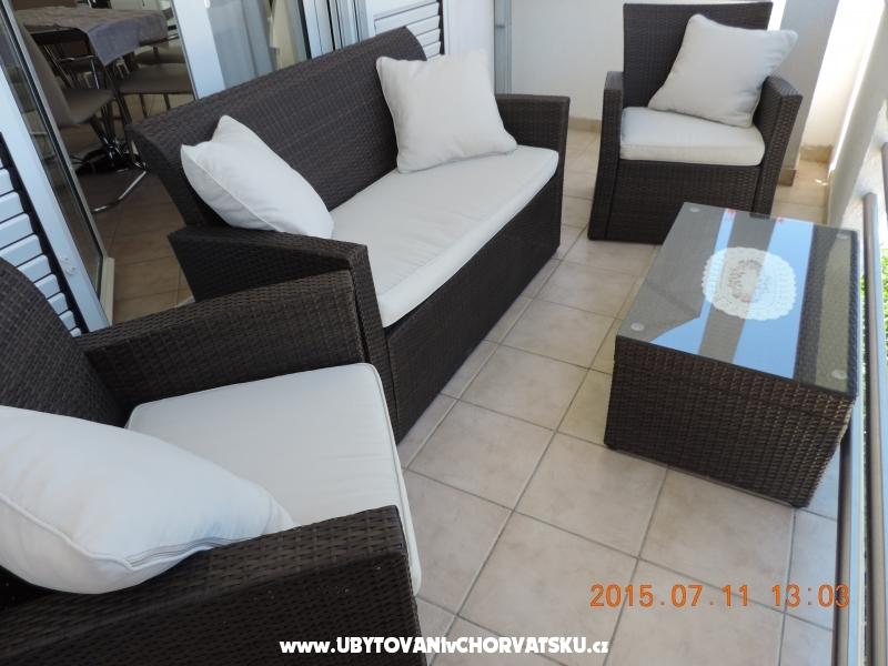 апартаменты villa Tanja - Trogir Хорватия