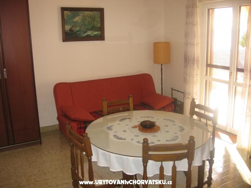Appartements Zizic - Trogir Croatie