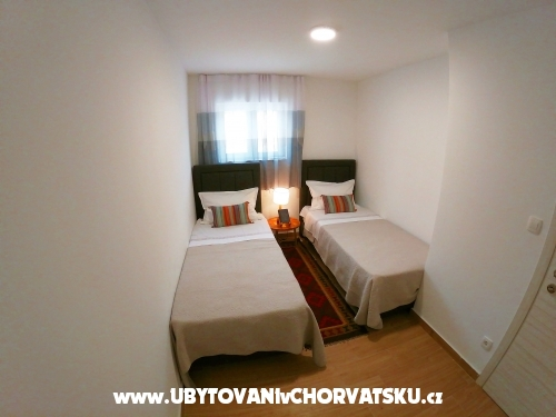 Appartements Dujmovic - Trogir Croatie
