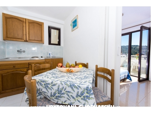 Apartmanok Nataly - Trogir Horvátország