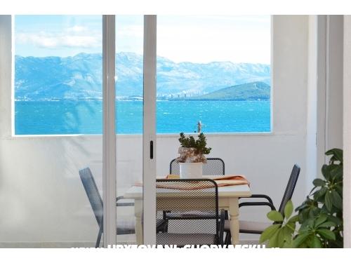 Apartman Petra Arbanija - Trogir Hrvatska