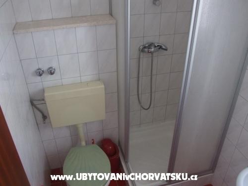 Apartmanok BRANKO Seget Donji - Trogir Horvátország