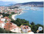 Apartmány BRANKO Seget Donji - Trogir Chorvatsko