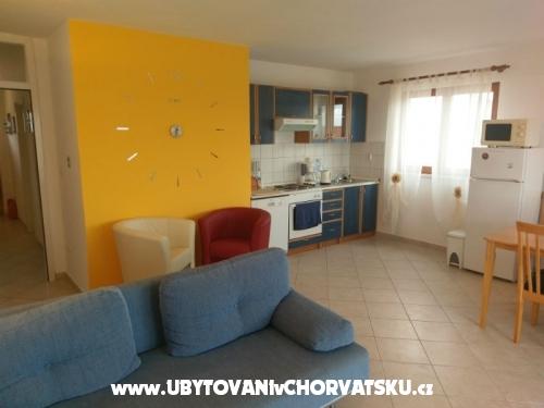 Apartmány Ciovo - Trogir Chorvátsko