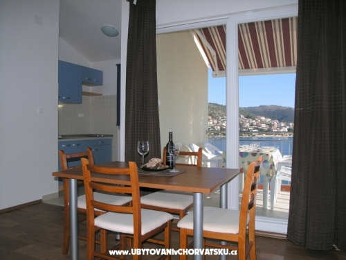 Appartements Diocles - Trogir Croatie