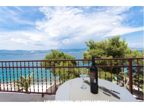 Appartements Domic - Trogir Croatie