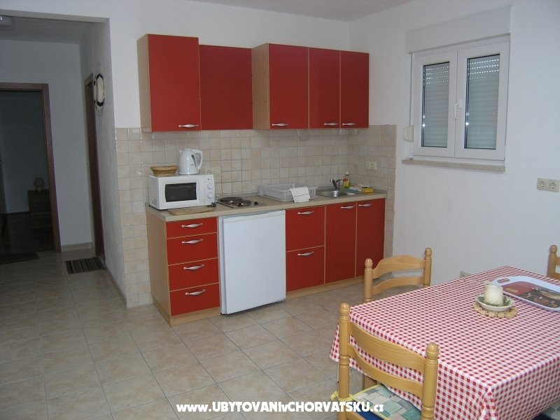 Appartements Dominika - Trogir Croatie