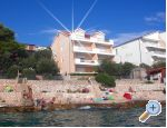 Apartments Dominika Хорватия trogir