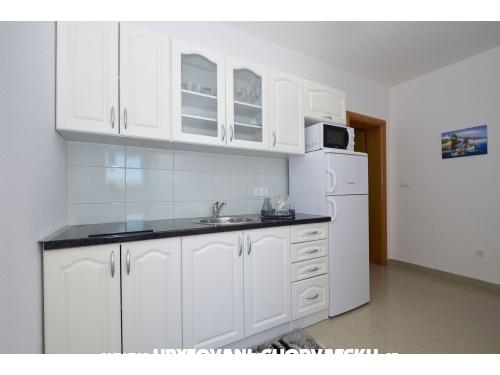 Apartmány Igor - Trogir Chorvatsko