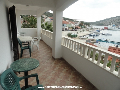 Appartements Ive - Trogir Croatie