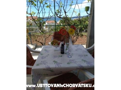 Appartements Kadulja - Trogir Croatie