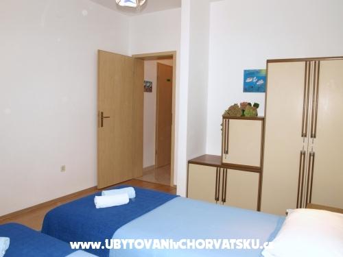 Apartmány Ljilja - Trogir Chorvatsko