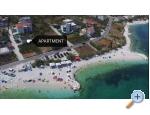 Beach Haus Pyramis - Trogir Kroatien
