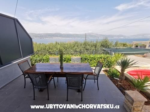 Beach Maison Pyramis - Trogir Croatie