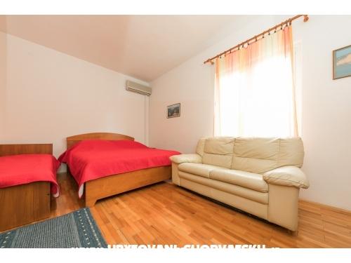 Apartm�ny & Izby Marija - Trogir Chorv�tsko