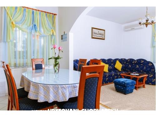 Apartmány Sanja - Trogir Chorvatsko