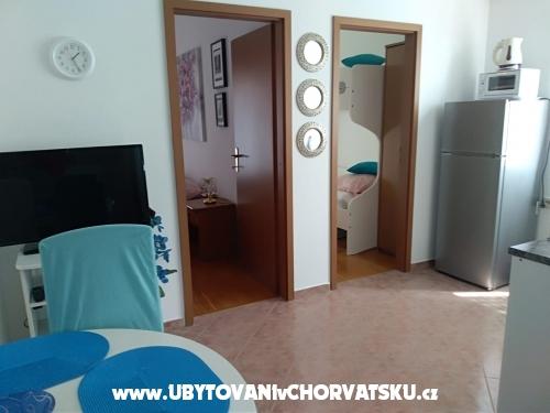 Apartmány Villa Ankica - Trogir Chorvatsko