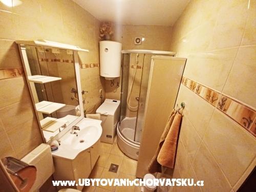 Apartm�ny Villa Carmen - Trogir Chorvatsko