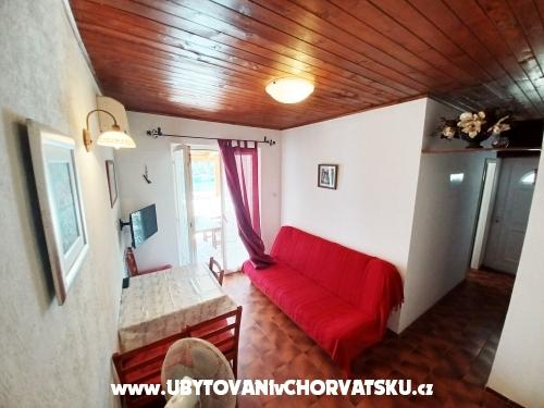 Apartmány Villa Carmen - Trogir Chorvatsko