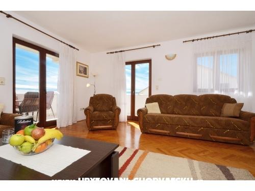 Appartements Damir - Trogir Croatie