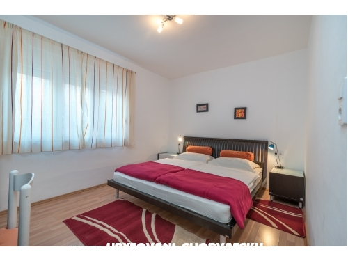 CroSun apartments  A4+1 - Trogir Хорватия