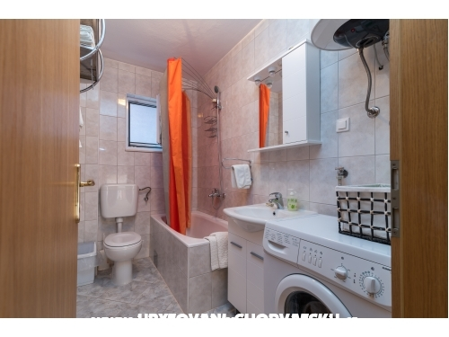CroSun apartments A4+1 - Trogir Croatia