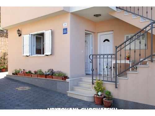 Cvita Apartments - Trogir Croatia