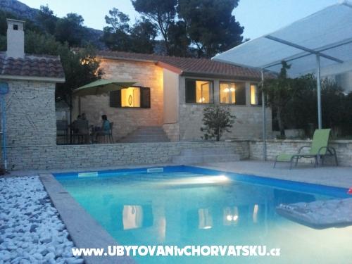 villa Antea - Trogir Chorvatsko