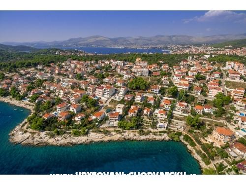 Maison de vacances Barbara - Trogir Croatie