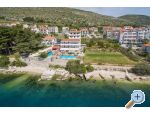 Luxury beach apartments ALENKA, Trogir, Chorvatsko