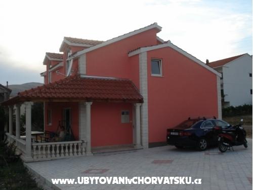 Apartmány MAJOS - Trogir Chorvatsko