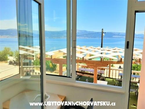 Apartmanok Marinovi dvori - Trogir Horvátország