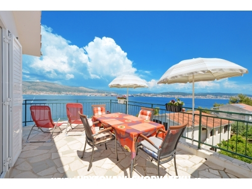 Mile Apartments - Trogir Croatia